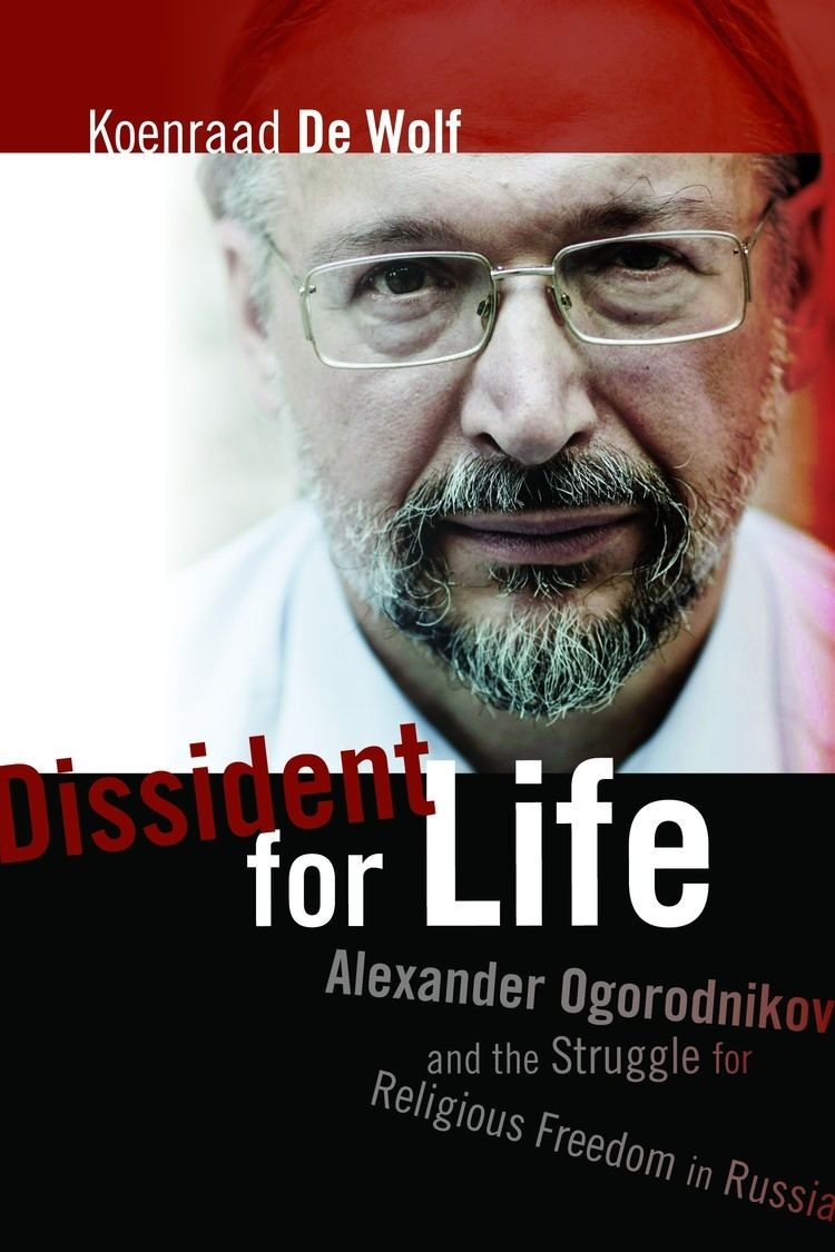 Alexander Ogorodnikov Alexander Ogorodnikov in London for the launch of his biography The