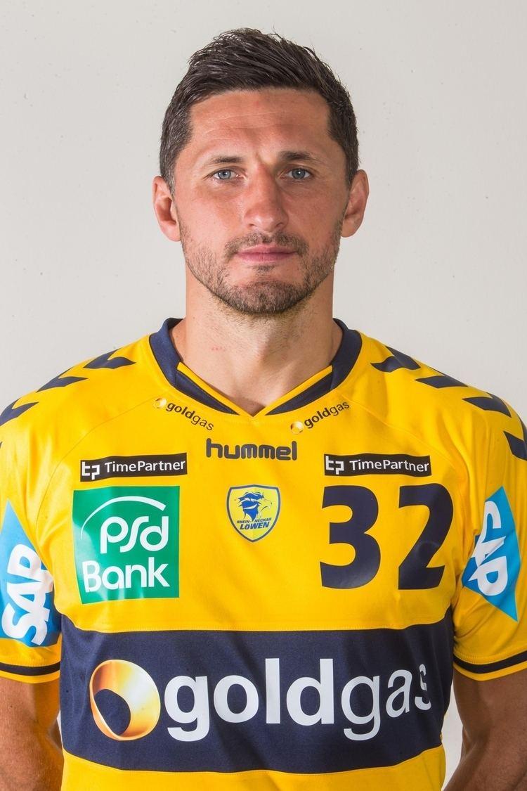 Alexander Petersson Alexander Petersson RheinNeckarLwen Mannschaft