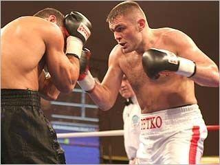 Alexander Petkovic Alexander Petkovic new GBU heavyweight champion