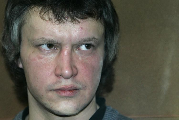 Alexander Pichushkin Moscows Alexander Pichushkin couldnt live without killing NY