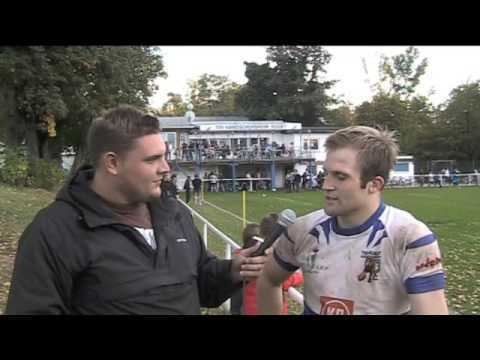 Alexander Pipa TotalRugby Interview mit Alexander Pipa TSV YouTube