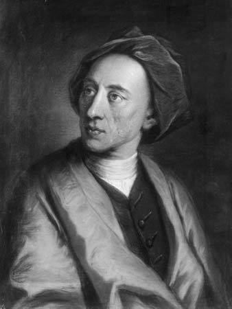 Alexander Pope Alexander Pope English author Britannicacom