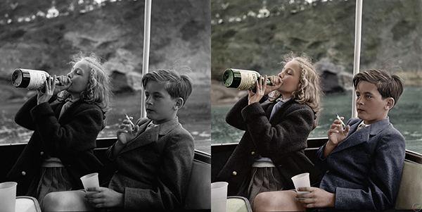 Alexander, Prince zu Sayn-Wittgenstein-Sayn 13 Year OId Princess Has a Drink on Behance