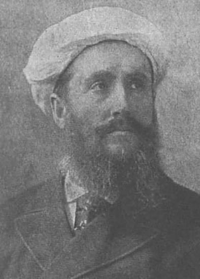 Alexander Russell Webb Muslims of USA Alexander Russell Webb