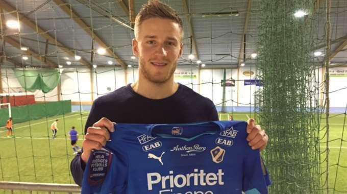 Alexander Ruud Tveter Alexander Ruud Tveter r Halmstads nya anfallsfrvrv Sport KVP