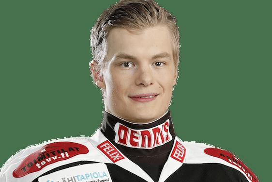 Alexander Ruuttu Pelaajakortti Alexander Ruuttu ts Kiekko