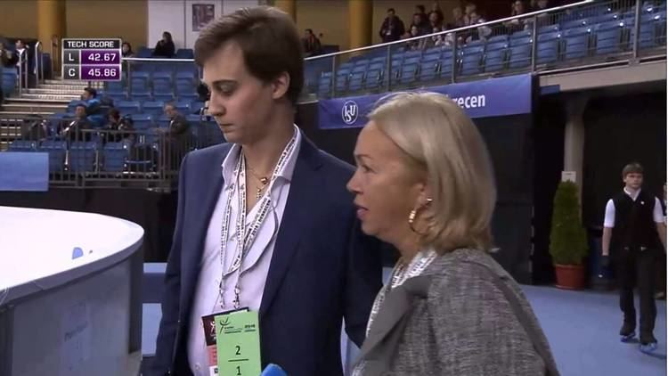 Alexander Samarin Alexander SAMARIN 2016 World Junior Championships SP YouTube