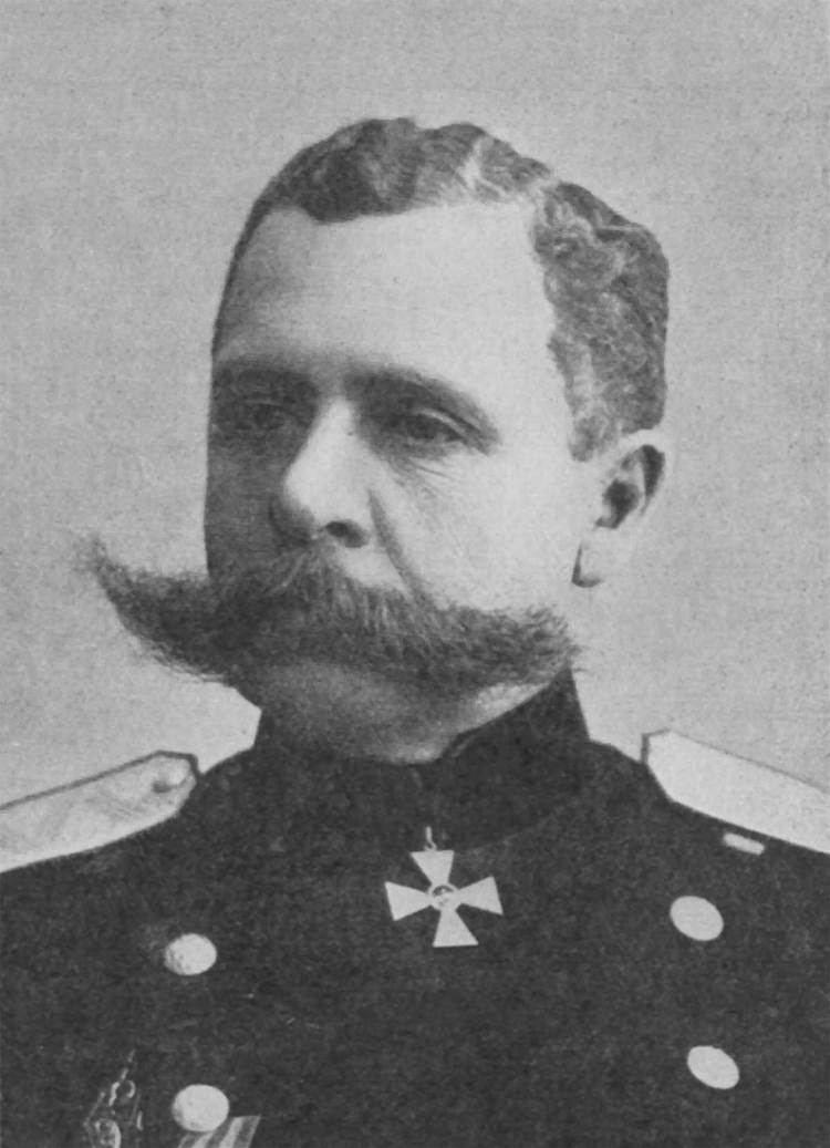 Alexander Samsonov Paul von Rennenkampf Wikipedia