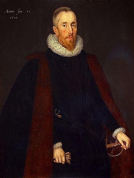 Alexander Seton, 1st Earl of Dunfermline