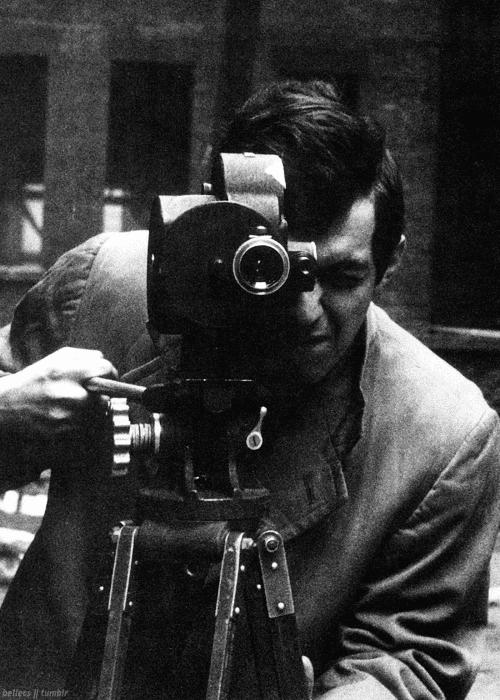 Alexander Singer Kubrick Filming Alexander Singer Alexander Singer Photographing
