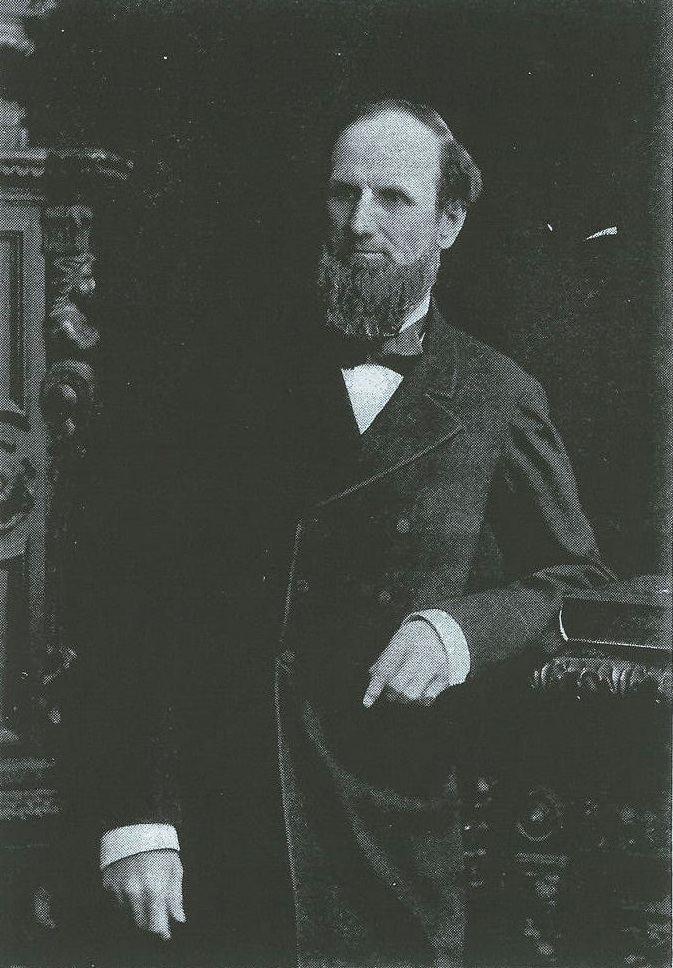 Alexander Smith (American politician)