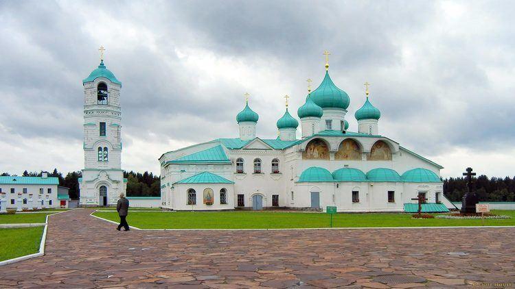 Alexander Svirsky Alexander Svirsky monastery