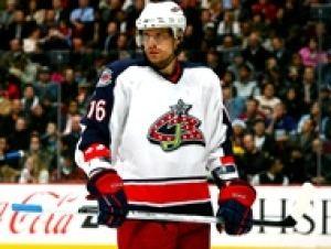 Alexander Svitov Blue Jackets suspend Alexander Svitov Hockey CBC