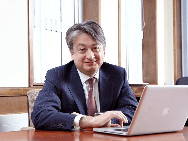 Alexander Temerko Ukrainian Tory donor Alexander Temerko backs Boris Johnson to be the
