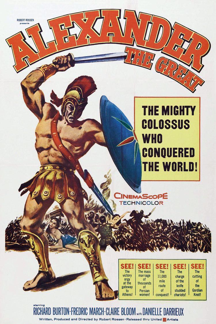 Alexander the Great (1956 film) wwwgstaticcomtvthumbmovieposters1012p1012p