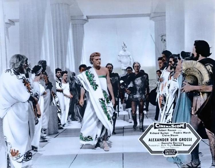 Alexander the Great (1956 film) Alexander the Great 1956 film Alchetron the free social