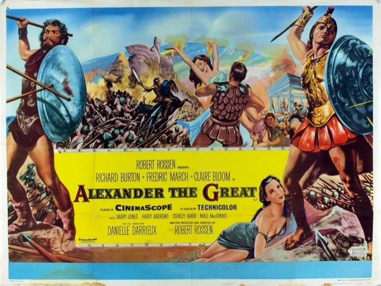 Alexander the Great (1956 film) Alexander the Great 1956