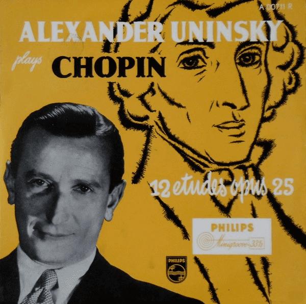 Alexander Uninsky Ceol na Sidhe Alexander Uninsky The Chopin Studies