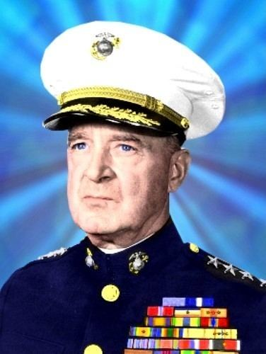 Alexander Vandegrift Photo of Medal of Honor Recipient Alexander Archer Vandegrift