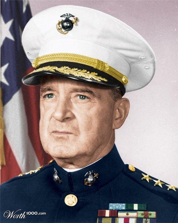 Alexander Vandegrift VANDEGRIFTALEXANDER The United States Navy Memorial