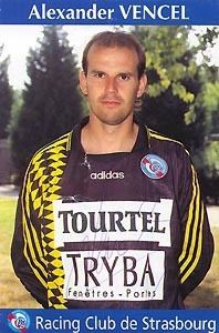 Alexander Vencel (footballer born 1967) wwwczechsoccernetczobrazkypostcardsVencelStr