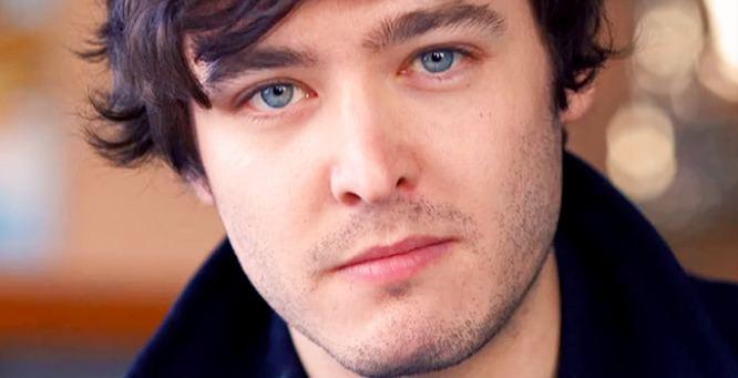 Alexander Vlahos Alexander Vlahos on Merlin Dorian Gray and Doctor Who