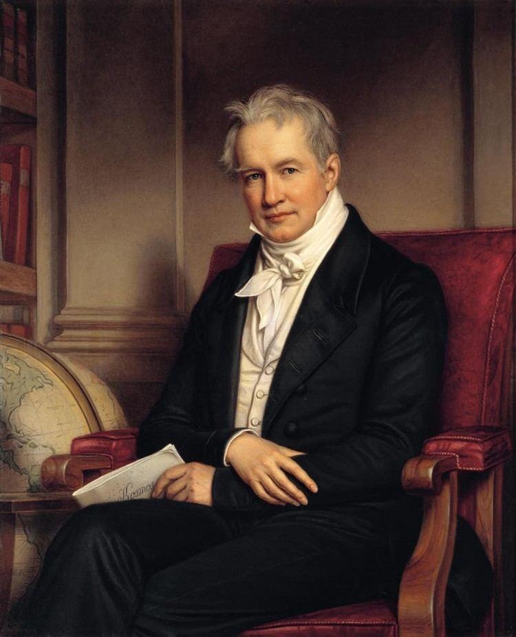 Alexander von Humboldt Alexander von Humboldt Wikipedia the free encyclopedia
