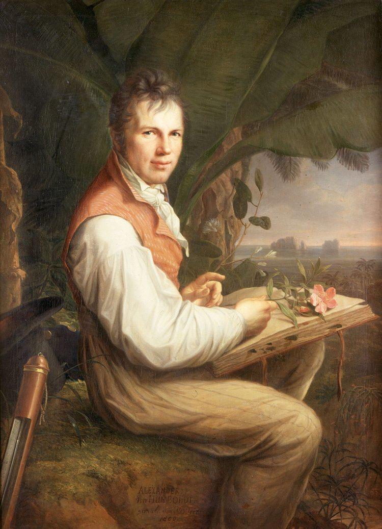 Alexander von Humboldt Episode 84 Alexander von Humboldt Personal Narrative of