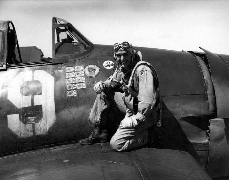 Alexander Vraciu LTJG Alex Vraciu Hellcat Pilot VF6 1943