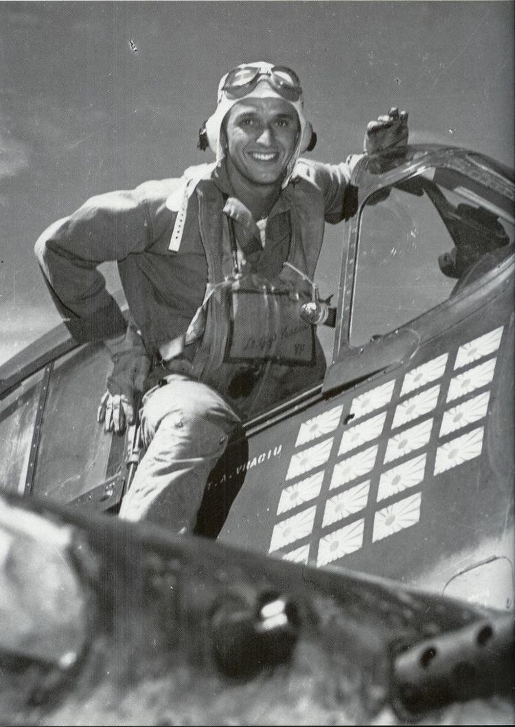 Alexander Vraciu Vraciu has made his final sortie laststandonzombieisland