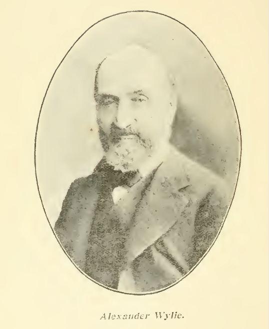 Alexander Wylie (politician) Alexander Wylie missionary Wikipedia