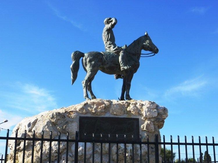 Alexander Zaïd The Monument in memory of Alexander Zaid Near Beit Shearim