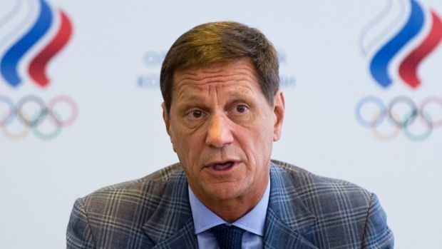 Alexander Zhukov Russian Olympic chief Alexander Zhukov to step down