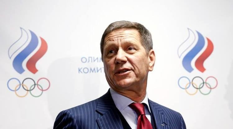 Alexander Zhukov Doping system imposed on Russia is not effective says Alexander