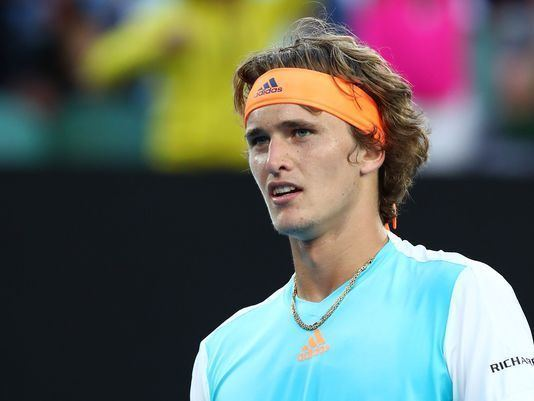 Alexander Zverev Jr. Alexander Zverev traces his recent run back to Indian Wells