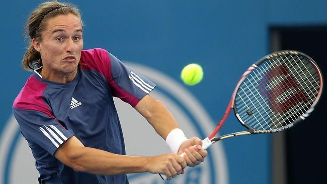 Alexandr Dolgopolov Where did Alexandr Dolgopolov come from The CourierMail