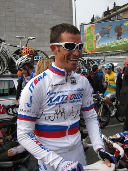 Alexandr Kolobnev Alexandr Kolobnev puts his career on hold Cyclingnewscom