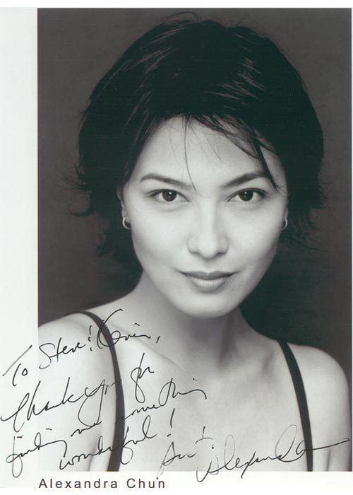 Alexandra Bokyun Chun Alexandra Bokyun Chun PHOTO gallery Photo