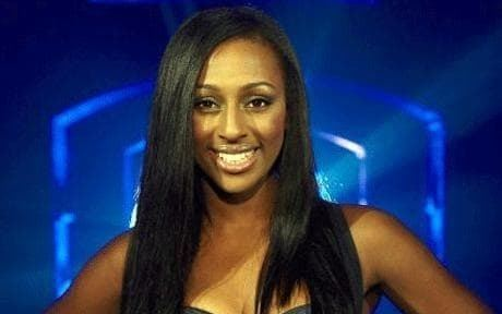 Alexandra Burke The X Factor And the winner is Telegraph