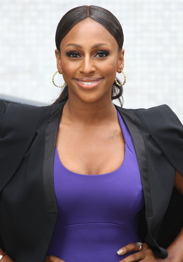 Alexandra Burke Alexandra Burke talks makeup musthaves and coping with