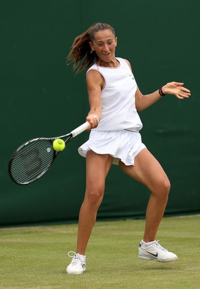 Alexandra Cadantu Alexandra Cadantu Photos Wimbledon Tennis Championships