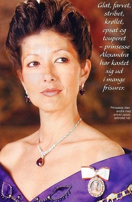 Alexandra, Countess of Frederiksborg The Unofficial Countess Alexandra of Frederiksborg Website