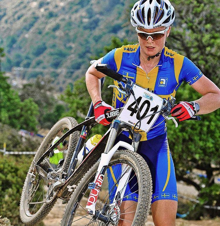 Alexandra Engen Mountainbike Coole Nummer von Alexandra Engen badische