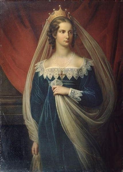 Alexandra Feodorovna (Charlotte of Prussia) Alexandra Feodorovna nee Charlotte of Prussia Grand