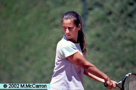 Alexandra Fusai Alexandra Fusai Advantage Tennis Photo site view and