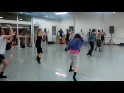 Alexandra Lemoine Stage de danse Moderne avec Alexandra Lemoine au Studio Harmonic