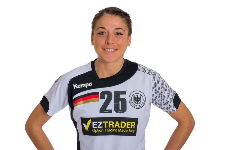 Alexandra Mazzucco Profil Alexandra Mazzucco Deutscher Handballbund