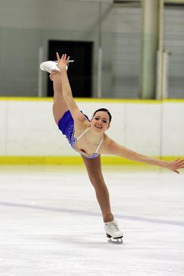 Alexandra Najarro Alexandra Najarro York Region Skating Academy