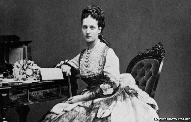 Alexandra of Denmark Victorian Strangeness The bizarre tale of the ladies who