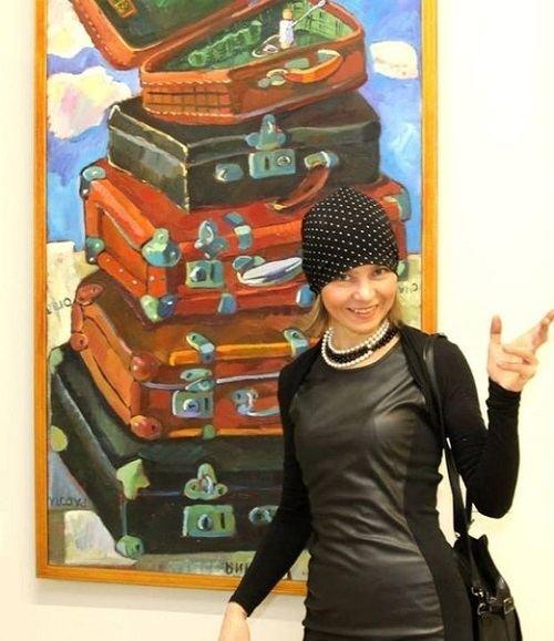Alexandra Ovchinnikova Russian artist Alexandra Ovchinnikova 4 Art Kaleidoscope